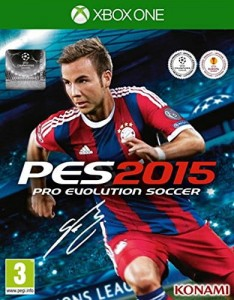Pro Evolution Soccer PES 2015 Outlet XBOX ONE