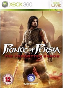 Prince Of Persia Forgotten Sands  XBOX 360