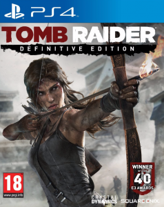 Tomb Raider Definitive Edition PL PS4