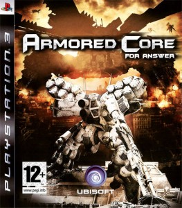 Armored Core For Answer Używana PS3