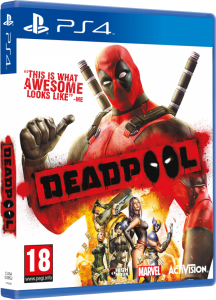 Deadpool  PS4