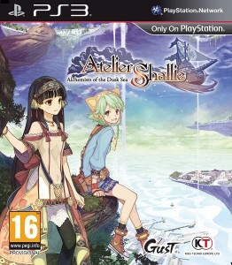 Atelier Shallie: Alchemists of the Dusk Sea PS3