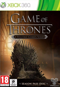 Game Of Thrones Telltale  Gra o Tron XBOX 360