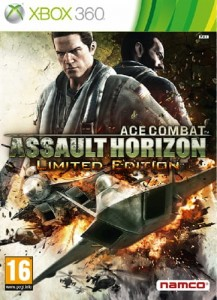 Ace Combat: Assault Horizon Limted Edition XBOX 360