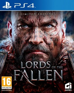 Lords of the Fallen LE PL Używana PS4