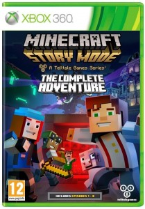 Minecraft: Story Mode - The Complete Adventure XBOX 360