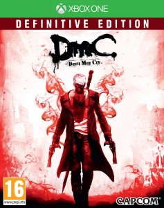 Devil May Cry: Definitive Edition PL XBOX ONE
