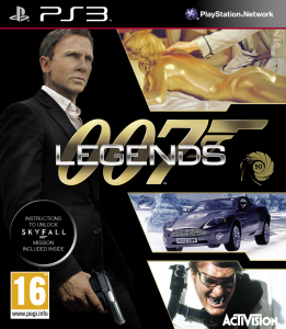 James Bond 007 Legends Używana PS3