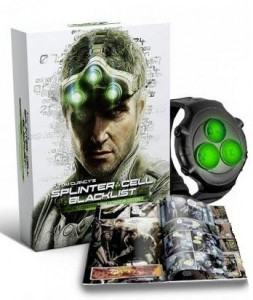Splinter Cell: Blacklist Edycja Ultimate PL PS3