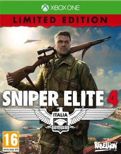 Sniper Elite 4 PL Limited Edition XBOX ONE