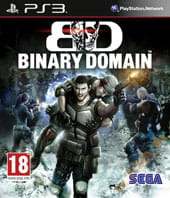 Binary Domain Używana PS3