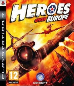 Heroes Over Europe Używana PS3
