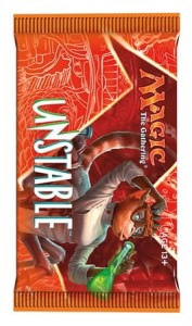 Mtg Unstable Booster