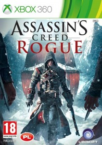 Assassins Creed Rouge PL  XBOX 360