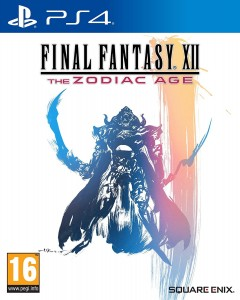 Final Fantasy XII The Zodiac Age PS4