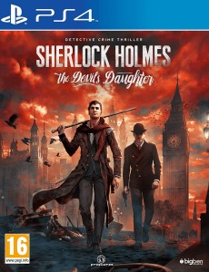 Sherlock Holmes: The Devil's Daughter PL PS4