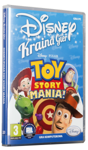 Toy Story Mania Disney PL PC