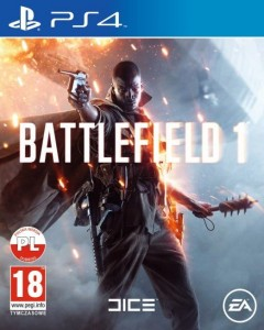Battlefield 1 PL + DLC PS4