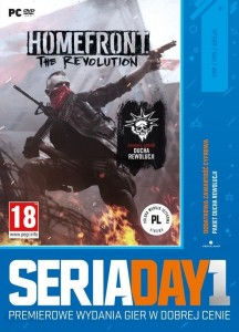 Homefront: The Revolution Seria D1 PL PC