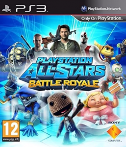 All-Stars Battle Royale PL Używana PS3