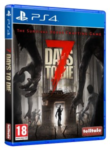 7 Days to Die + DLC PS4