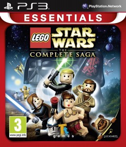 Lego Star Wars:The Complete Saga Używana PS3