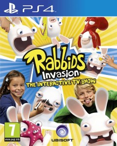 Rabbids Invasion: Interaktywny program TV PS4