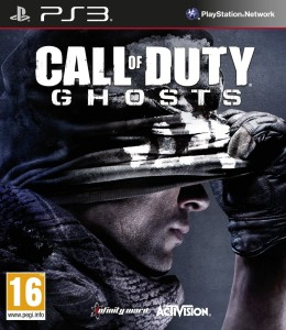 Call Of Duty Ghosts Używana PS3