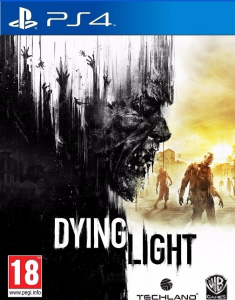 Dying Light PL + Zombie PS4