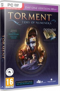 Torment Tides of Numenera Day 1 PL PC
