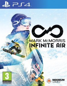 Mark McMorris Infinite Air Używana PS4