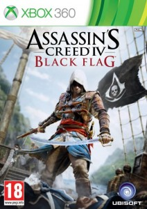 Assassins Creed IV 4: Black Flag  Używana XBOX 360/ONE