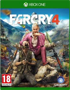 Far Cry 4 PL XBOX ONE