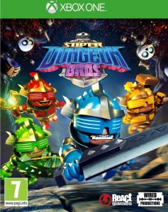 Super Dungeon Bros PL XBOX ONE