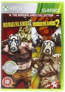 Borderlands 1 + 2 Collection XBOX 360
