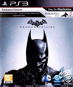 Batman:Arkham Origins PL PS3