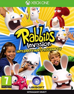 Rabbids Invasion: Interaktywny program TV PL XBOX ONE