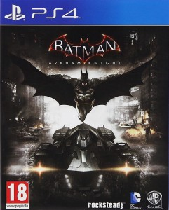 Batman: Arkham Knight PL PS4