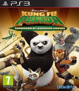 Kung Fu Panda: Showdown Używana  PS3