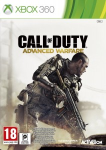 Call of Duty: Advanced Warfare Używana  XBOX 360