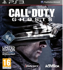 Call Of Duty Ghosts Limited Edition PS3