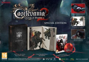 Castlevania: Lords of Shadow 2 Limited Edition PS3