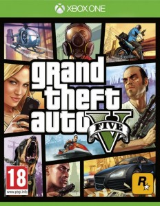 Grand Theft Auto V GTA 5 PL XBOX ONE