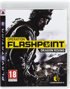 Operation Flashpoint 2: Dragon Rising Używana PS3