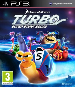 Turbo Super Stunt Squad Używana PS3