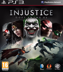 Injustice: Gods Among Us PL PS3
