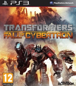 Transformers Upadek Cybertronu PS3