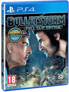 Bulletstorm: Full Clip Edition PL PS4