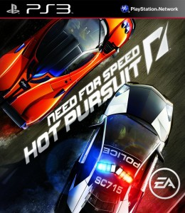 Need For Speed Hot Pursuit Używana PS3