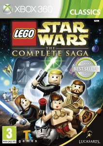 Lego Star Wars The Complete Saga XBOX 360 / ONE